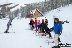 Отдых в ВКО, горнолыжные базы, Усть-Каменогорск