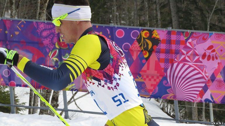 Алексей Полторанин - Лыжные гонки