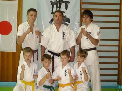 Школа каратэ Александра Медведева