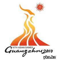 Азиатские игры в Гуанчжоу - логотип игр