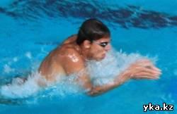 Трусов Роман выигрывает два первых места на Кубке федерации плавания в Алматы