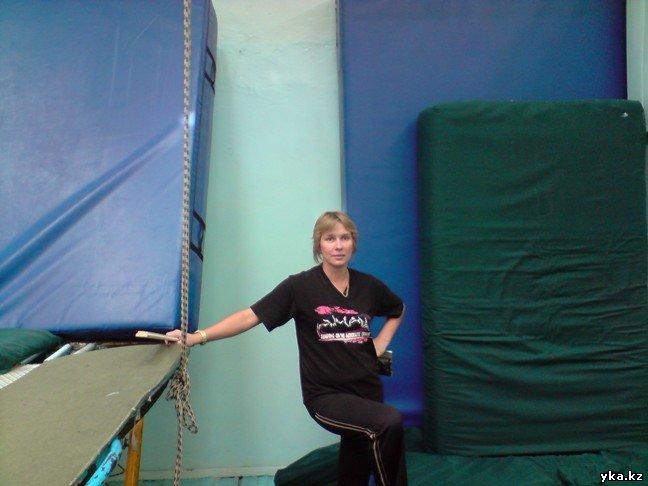Тренер по акробатике
