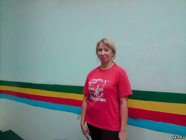 Колесникова Наталья Фёдоровна - тренер по спортивой акробатике в Усть-Каменогорске.