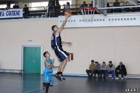 Баскетбол, спорт, Усть-Каменогорск