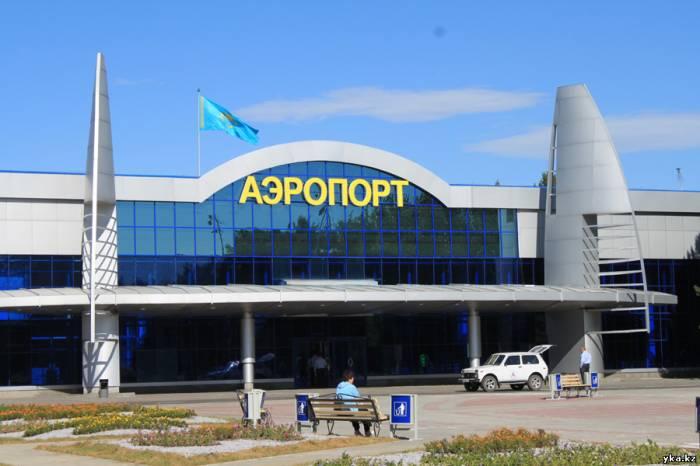 """Усть-Каменогорск - Первое, что бросается в глаза, это вернувшееся название """"Аэропорт"""" - вместо исчезнувшего """"Эуежай"""""""