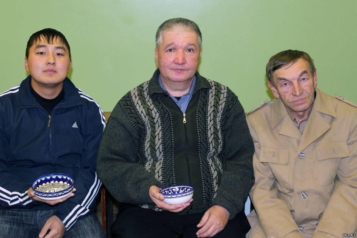Победители и призеры Чемпионата Восточно-Казахстанской области по шахматам