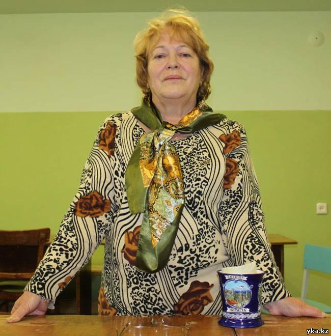 Ягунова Зинаида Николаевна, чемпионка ВКО по шахматам
