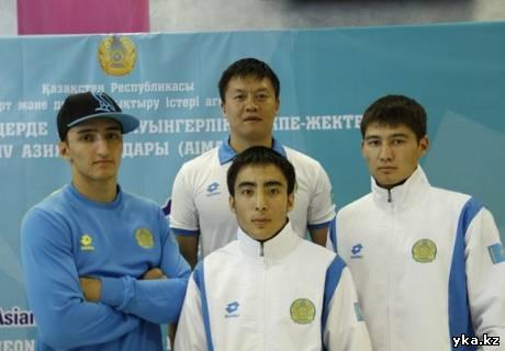 Эмиль Умаев - чемпион Азиатских игр по муайтай
