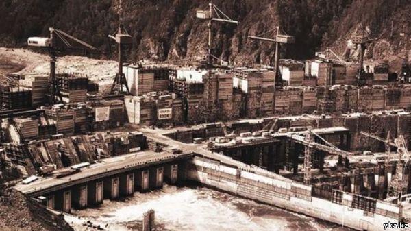 Иртышский каскад - электростанции Восточного Казахстана