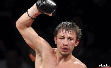 Геннадий Головкин защитил титул чемпиона мира среди боксеров-профессионалов по версии ВБА