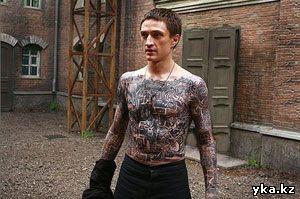 Побег из тюрьмы - полный сезон - русская версия