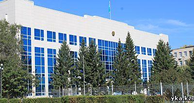 Прокуратура, Усть-Каменогорск, Восточный Казахстан