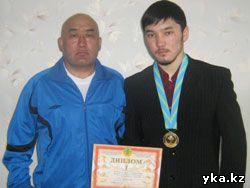Ерасыл Турсунбеков, восточный казахстан, казакша курес, борьба, спорт, курчум, чемпион казахстана