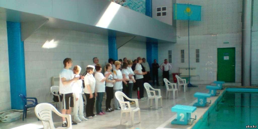 первество ВКО по плаванию, усть-каменогорск, восточный казахстан