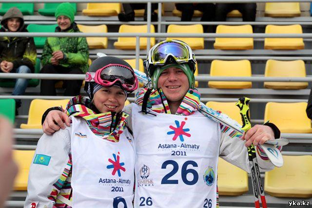 Юлия Галышева выиграла второе золото Азиады