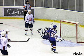 казцинк-торпедо, спорт, хоккей