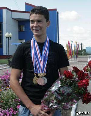 Байманов Руслан - сборная Казахстана по плаванию